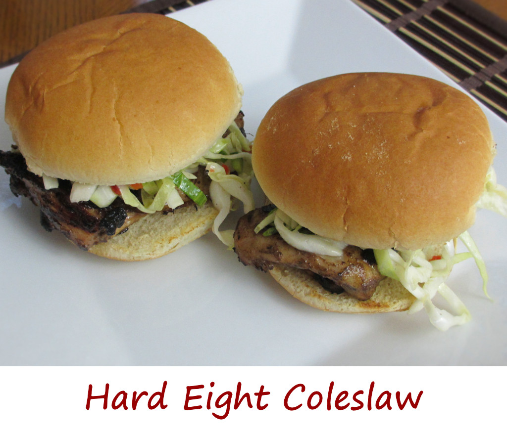Hard Eight Coleslaw