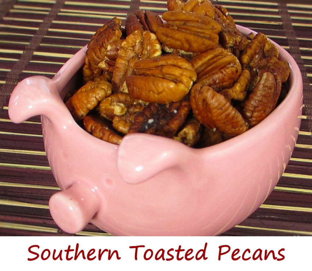 Southern Toasted Pecans