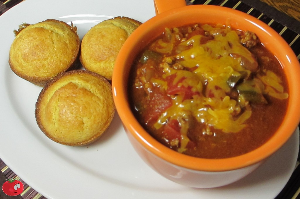 Old-Fashioned Two-Meat Chili