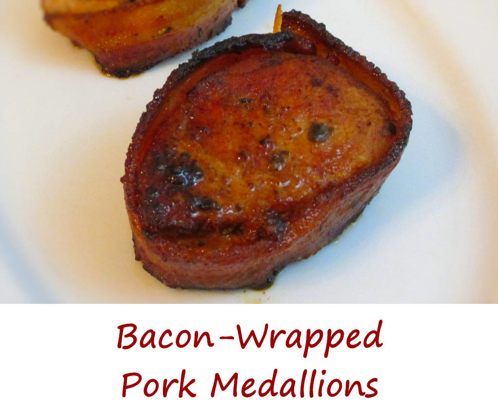 Bacon-Wrapped Pork Medallions - Life's A TomatoLife's A Tomato