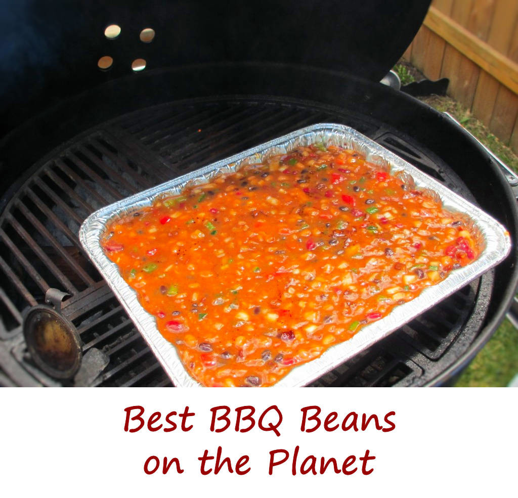 Best BBQ Beans on the Planet