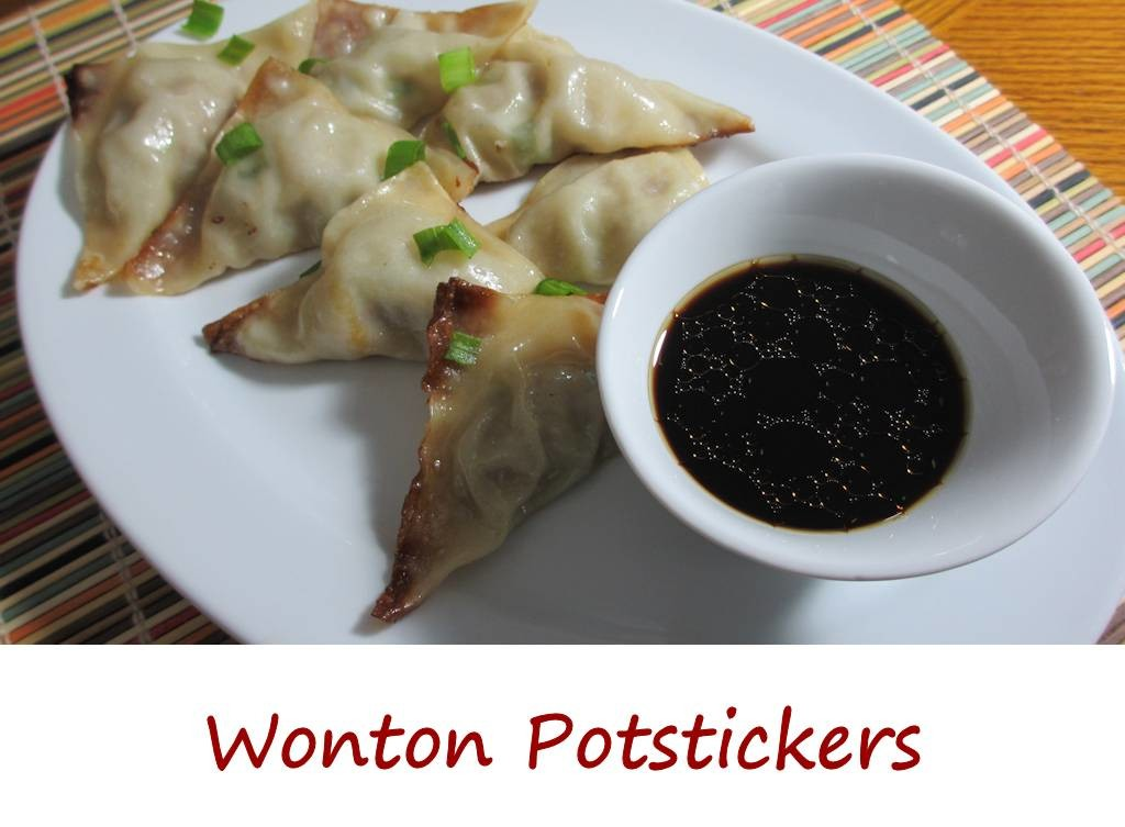 how to make your own potstickers