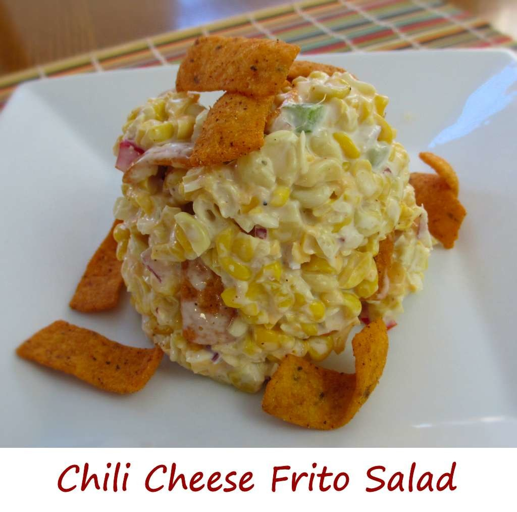 Chili Cheese Frito Salad