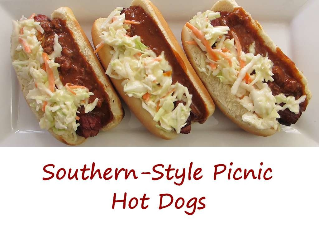 Southern-Style Picnic Hot Dogs