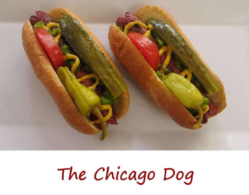 Green Relish For Chicago Hot Dog