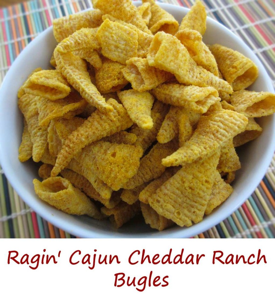 Ragin' Cajun Cheddar Ranch Bugles