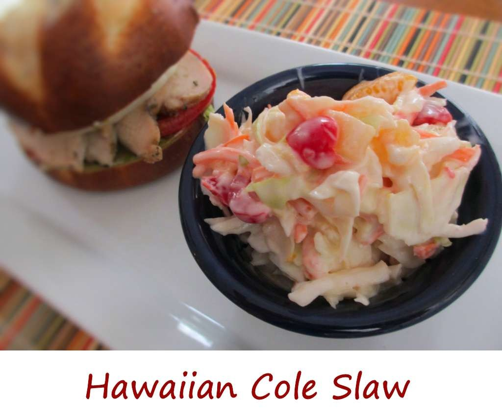 Hawaiian Cole Slaw