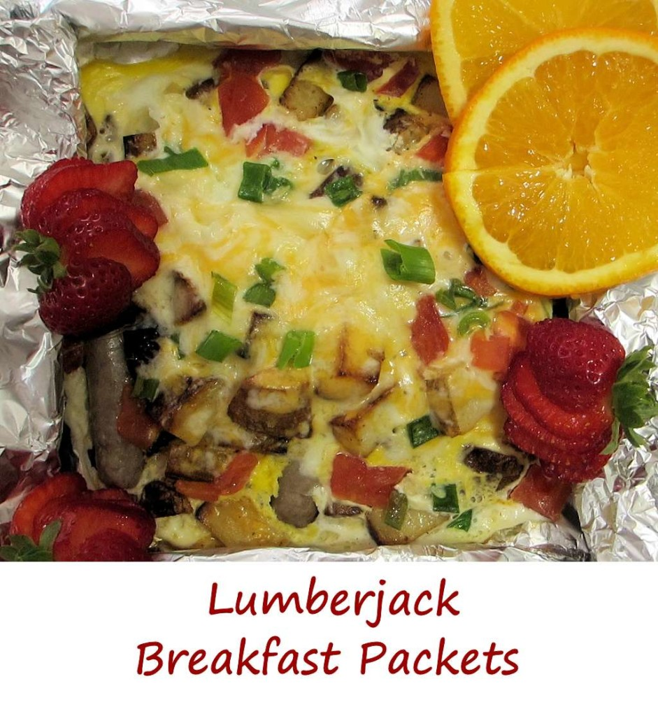 Lumberjack Breakfast Packets