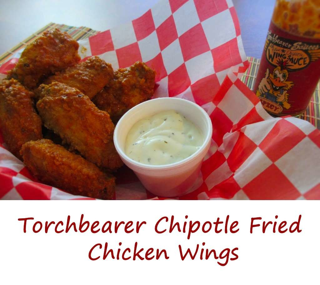 Torchbearer Chipotle Chicken Wings
