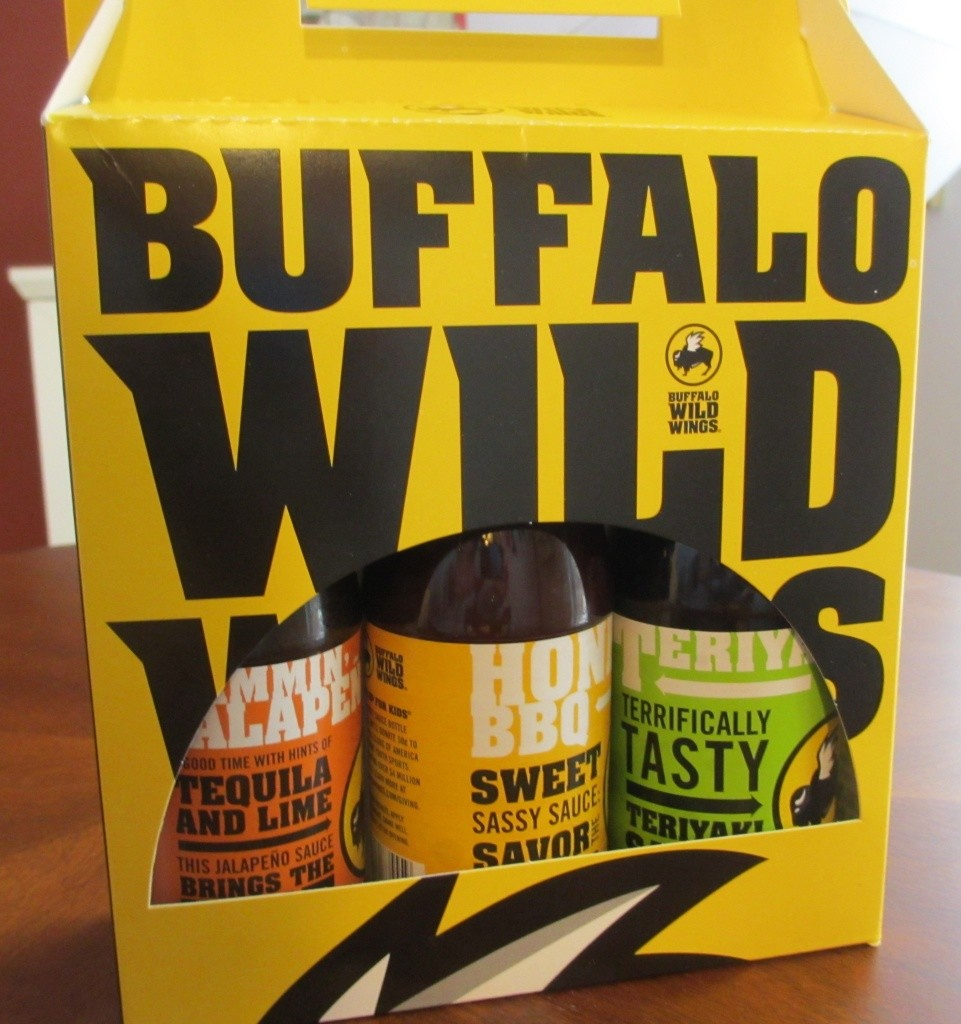 Buffalo Wild Wings Sauces 2