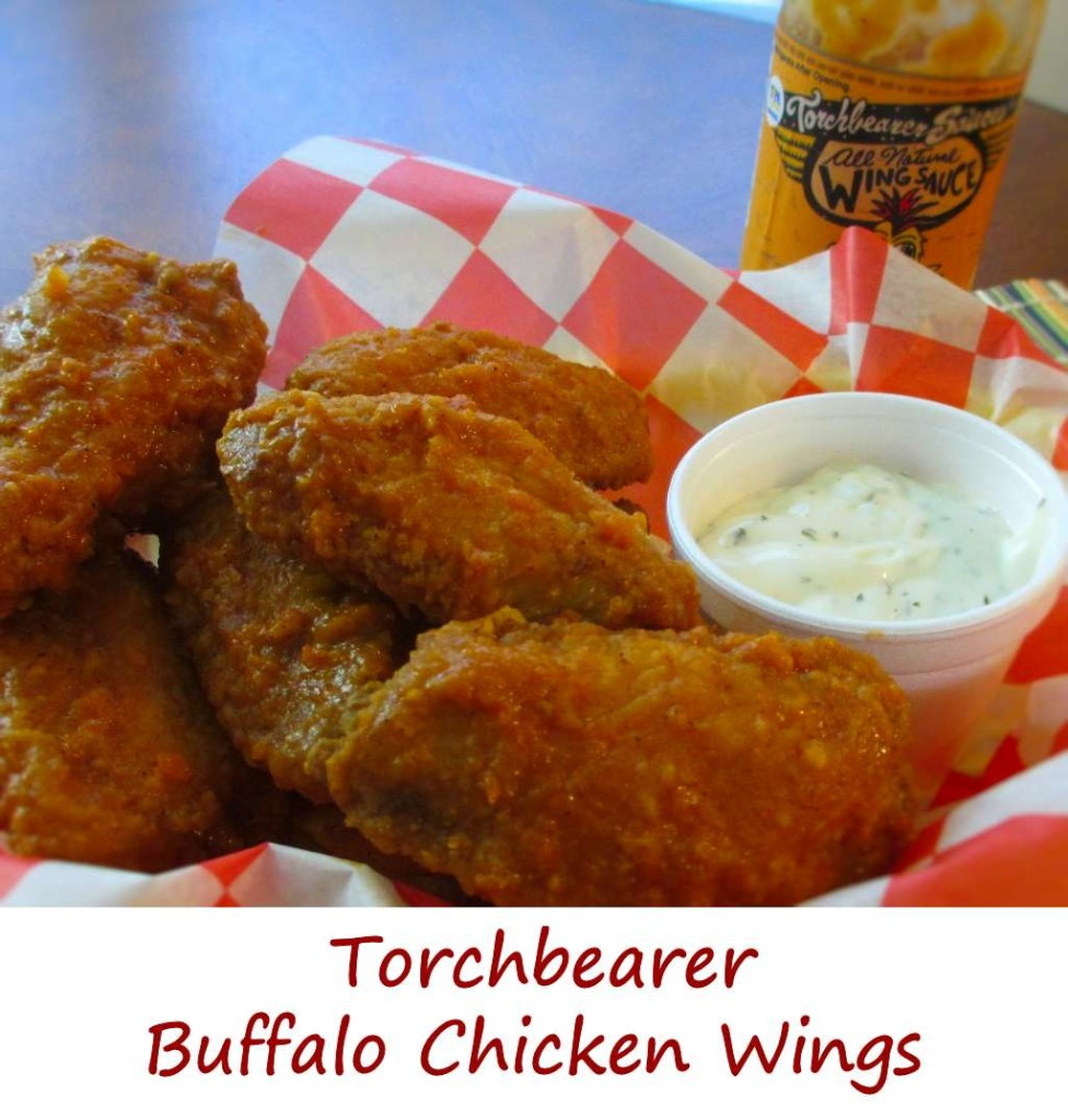 Torchbearer Buffalo Chicken Wings