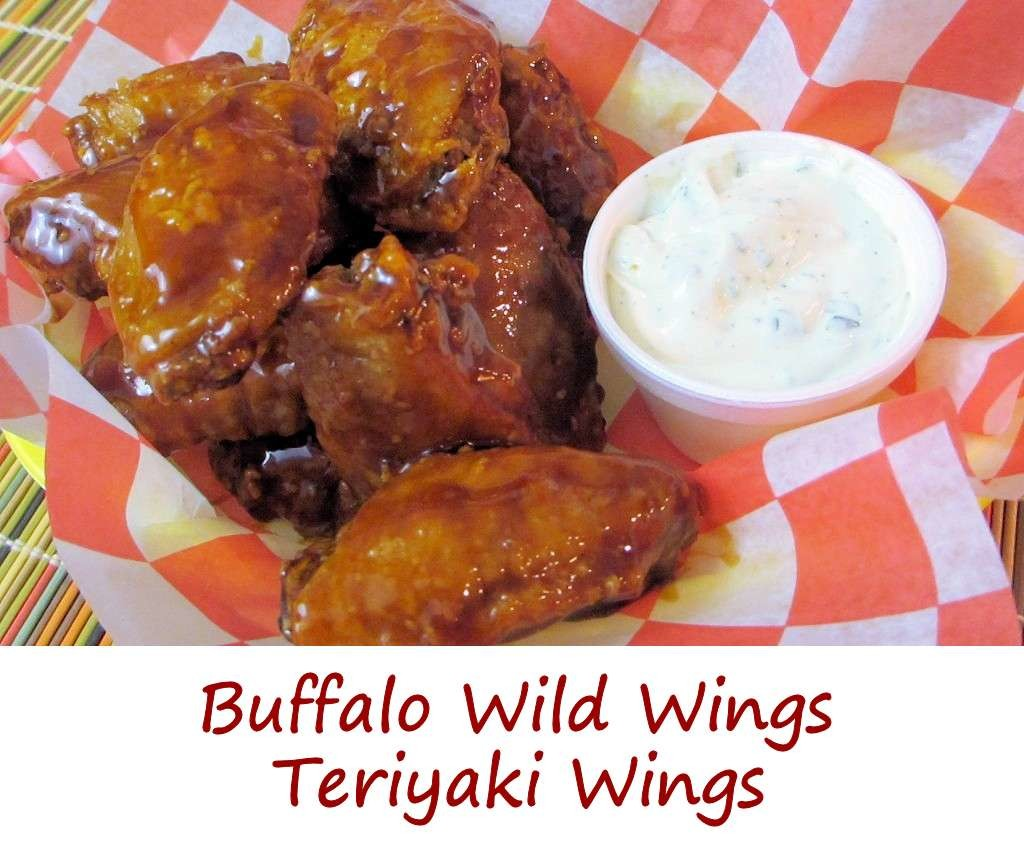 Buffalo Wild Wings Teriyaki Wings