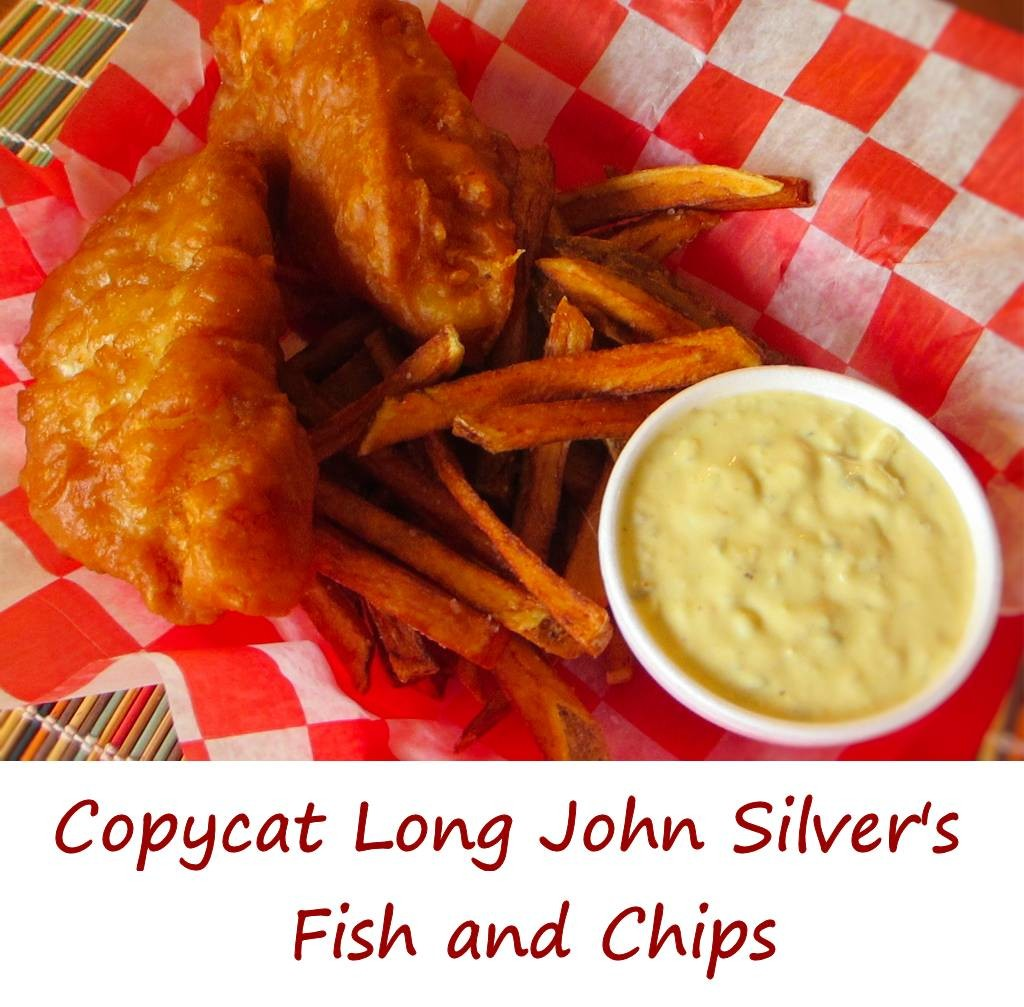 Copycat Long John Silver's Fish-and-Chips