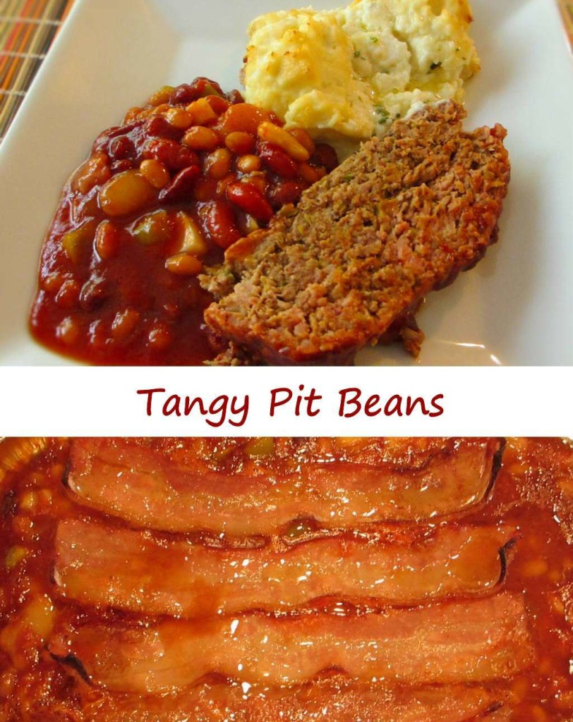 Tangy Pit Beans