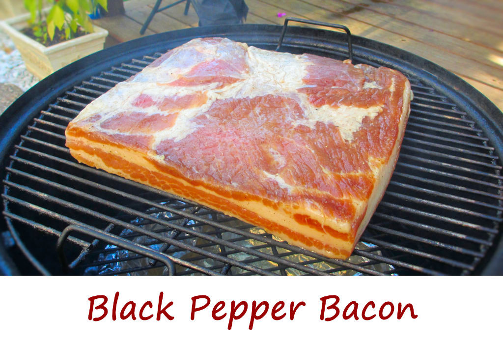 Black Pepper Bacon