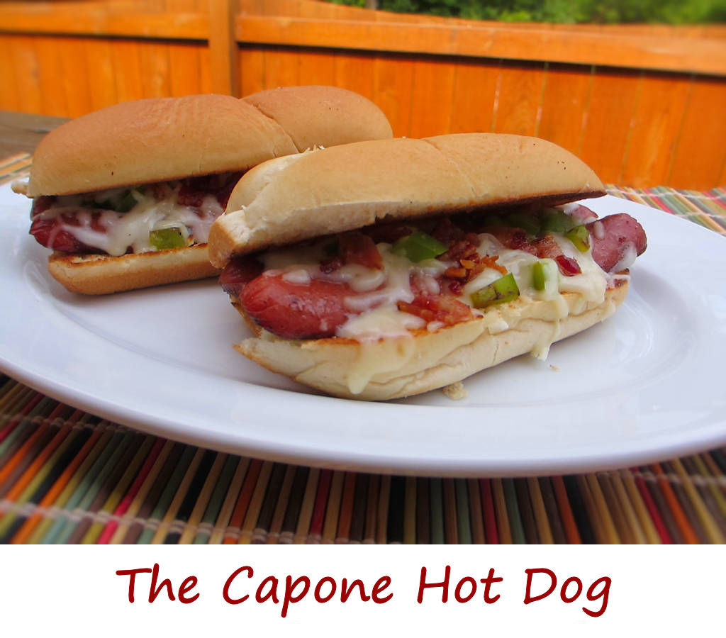 The Capone Hot Dog