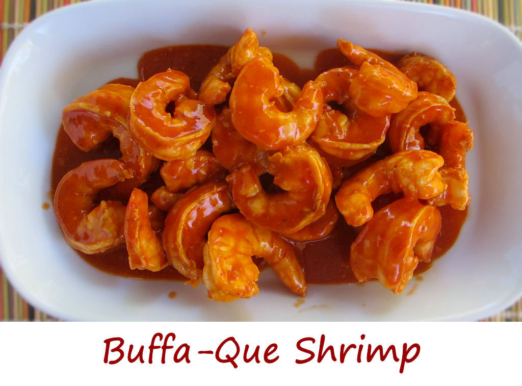 Buffa-Que Shrimp