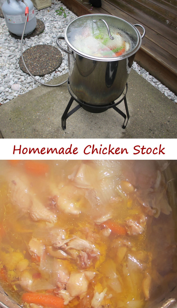 Homemade Chicken Stock - Life's A TomatoLife's A Tomato