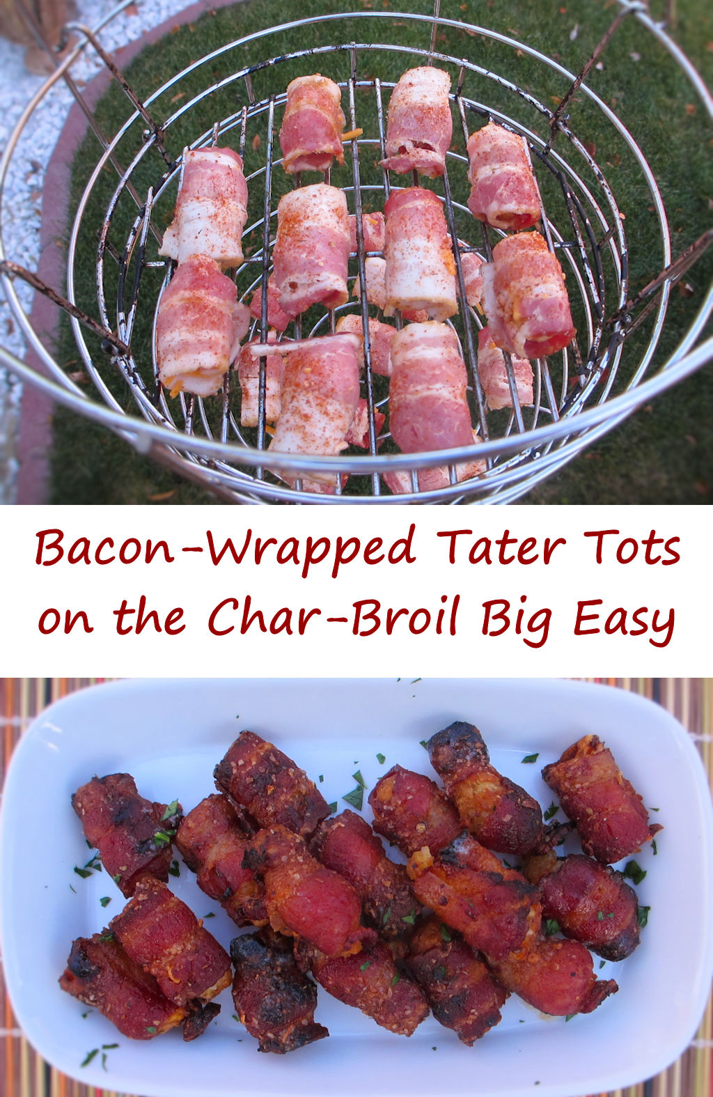 Recipes for char broil big easy
