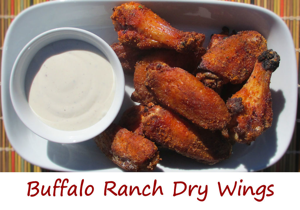 Buffalo Ranch Dry Wings