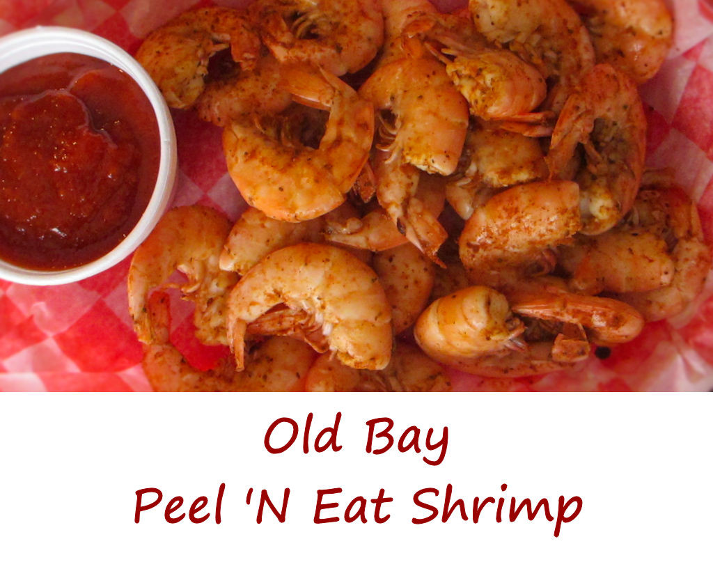 Peel And Eat Shrimp Recipes — Dishmaps