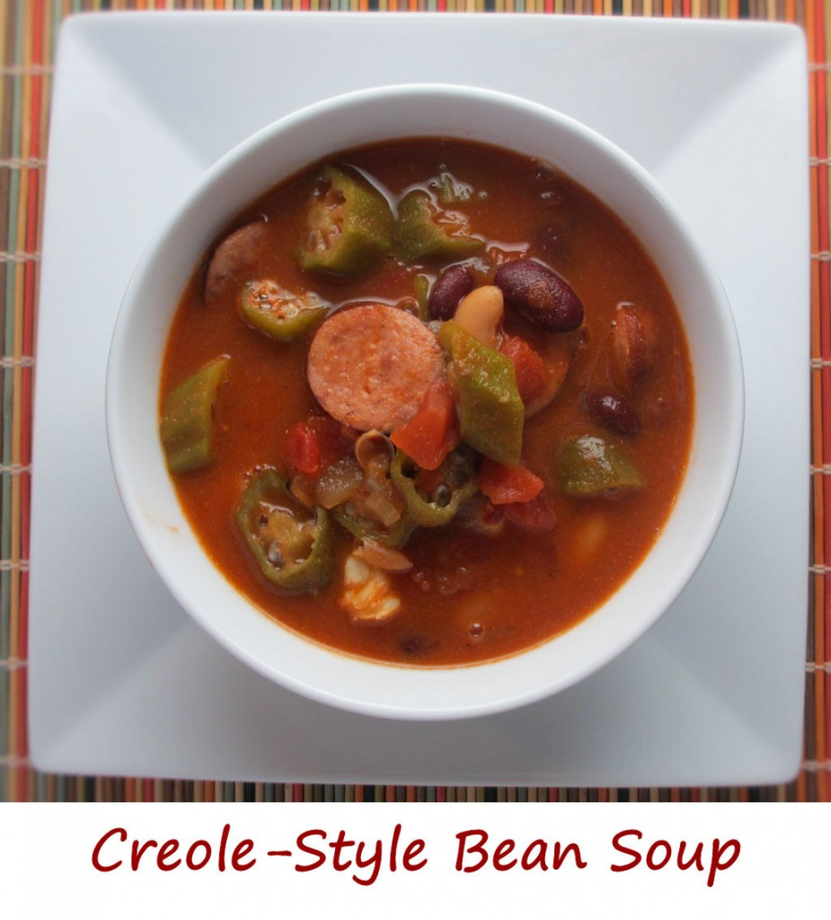 Creole-Style Bean Soup