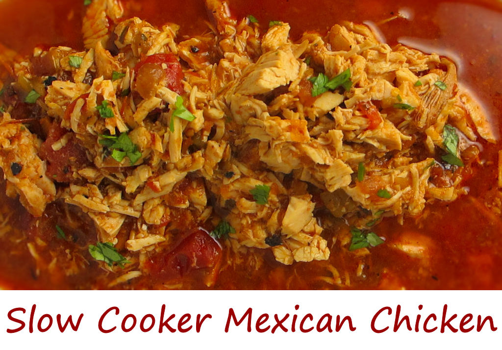 Slow Cooker Latin Chicken Recipe — Dishmaps