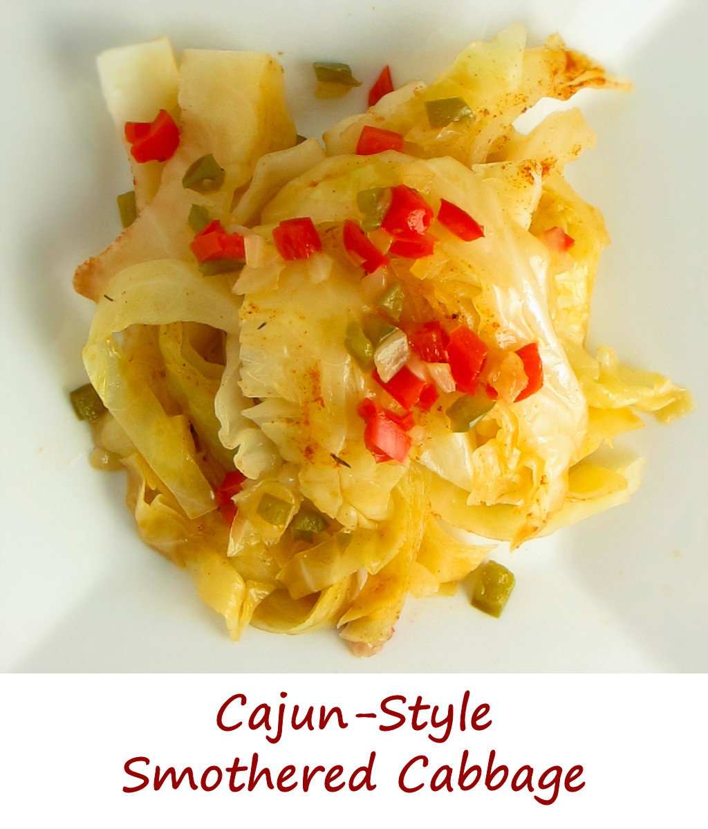 Cajun-Style Smothered Cabbage