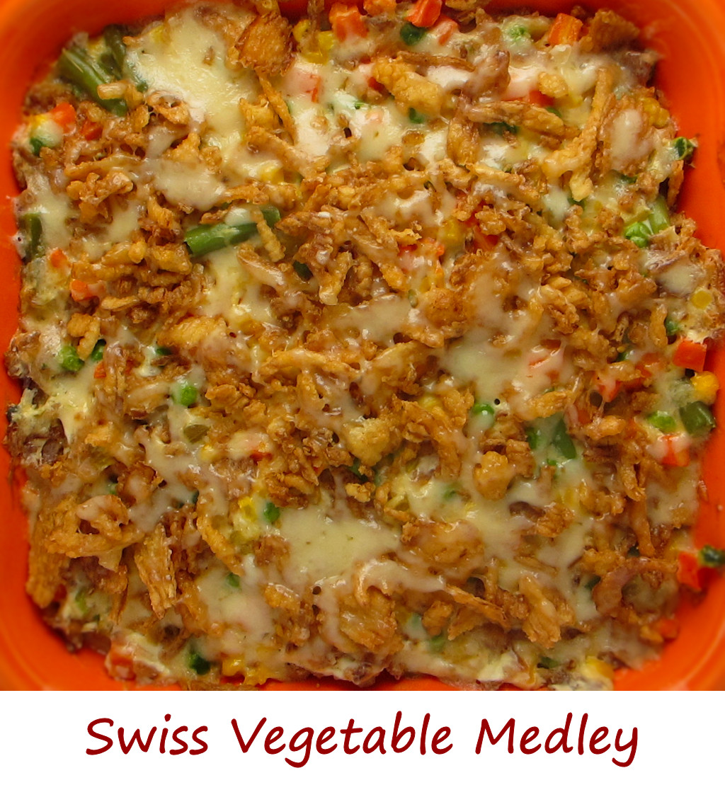 Swiss Vegetable Medley