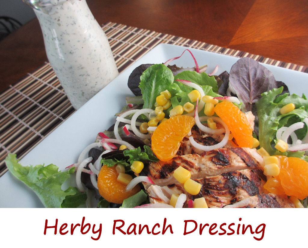 Herby Ranch Dressing