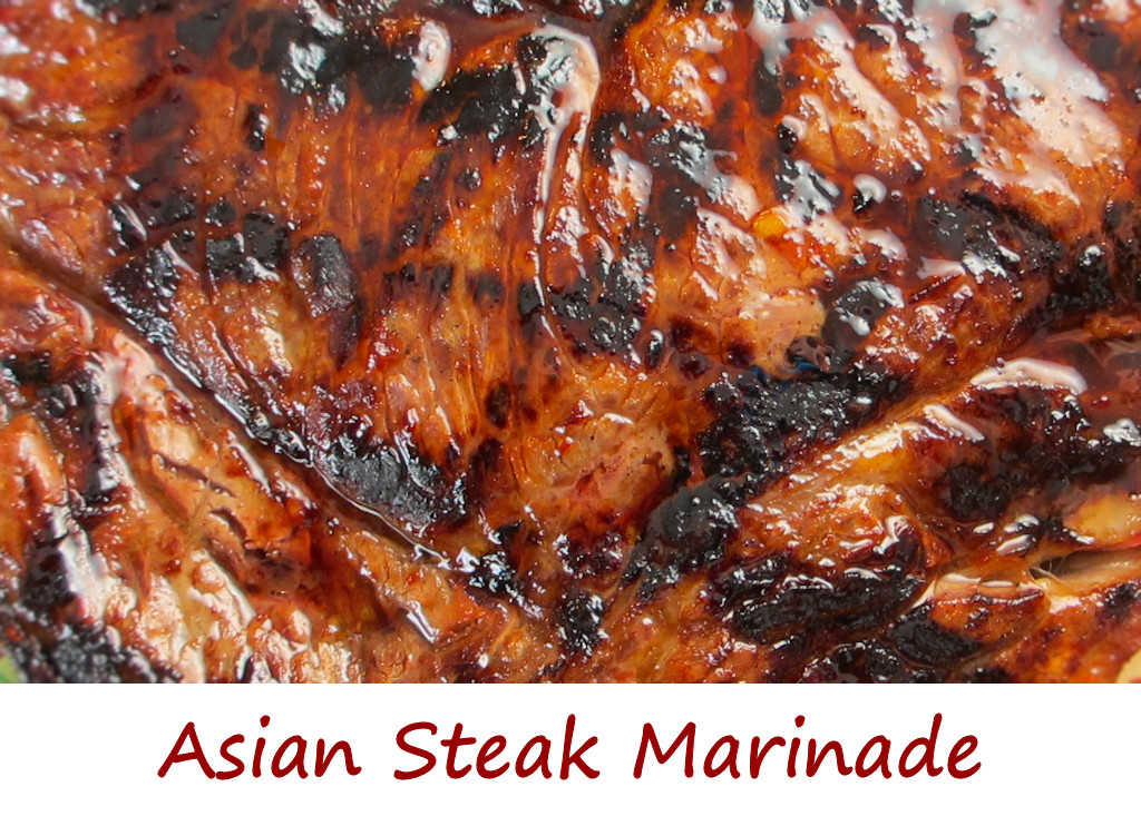 Asian Steak Marinade