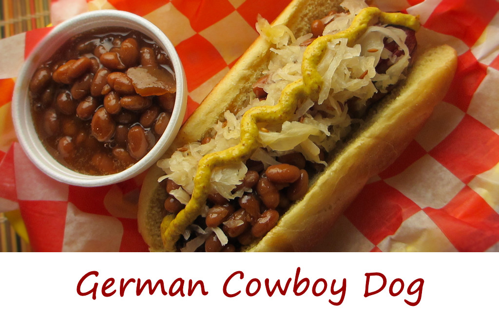 German Cowboy Dog