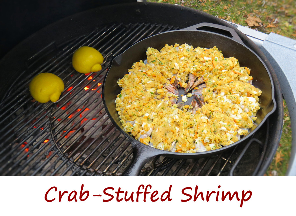 Crab-Stuffed Shrimp