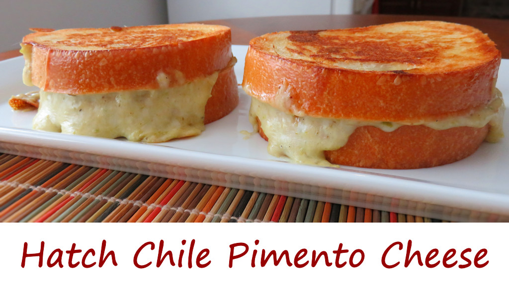 Hatch Chile Pimento Cheese