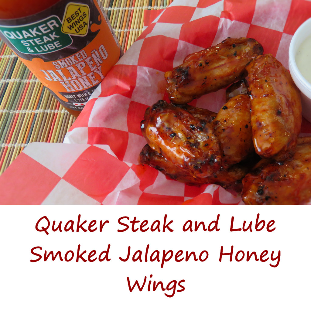 Quaker Steak and Lube Smoked Jalapeno Honey Wings