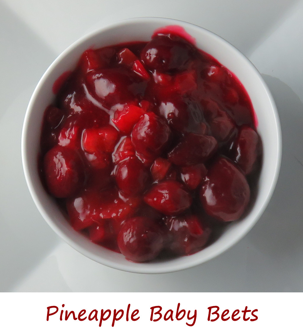 Pineapple Baby Beets