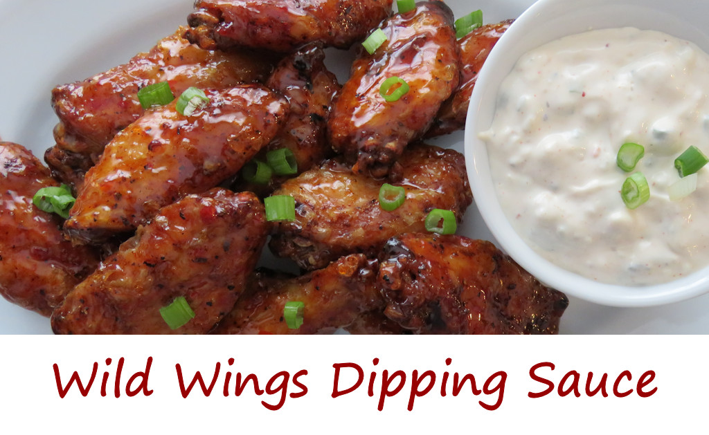 Wild Wings Dipping Sauce