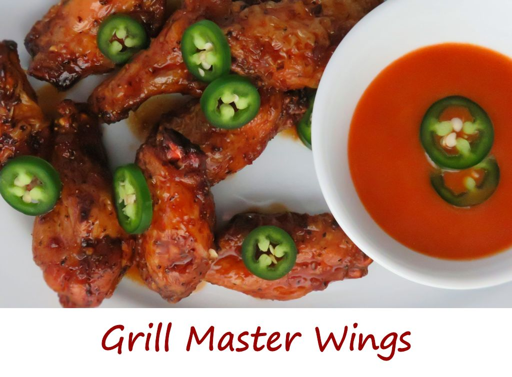 Grill Master Wings