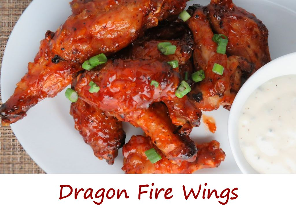 Dragon Fire Wings
