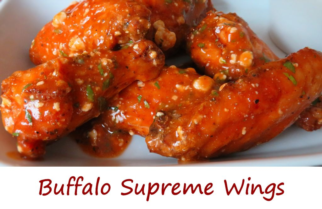 Buffalo Supreme Wings
