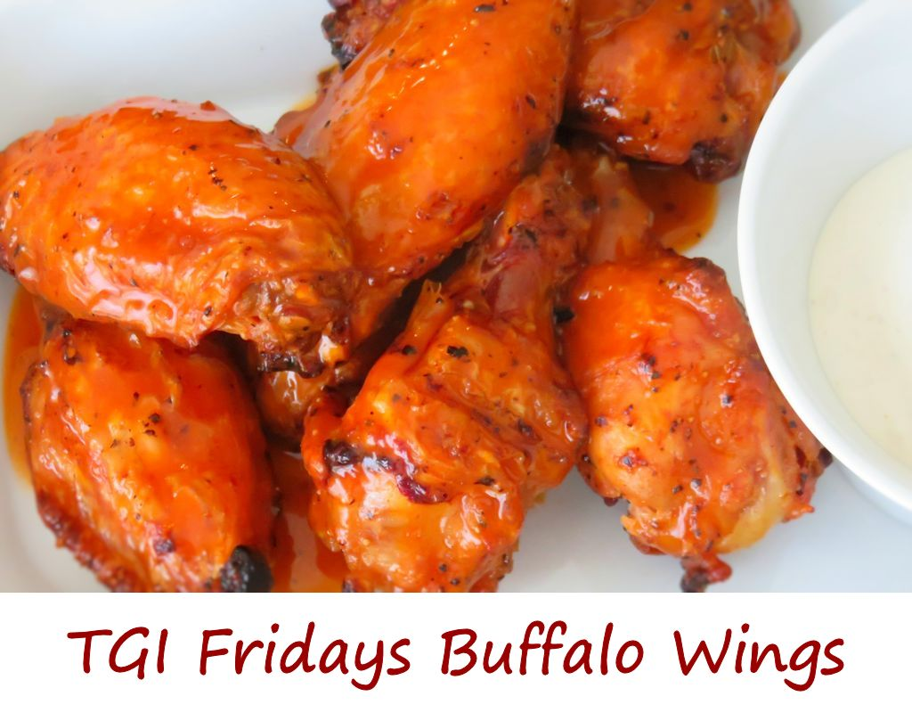 TGI Fridays Buffalo Wings
