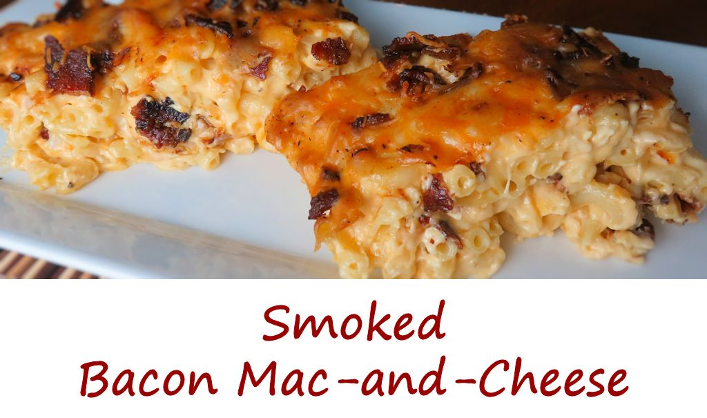 Smoked Bacon Mac-and-Cheese
