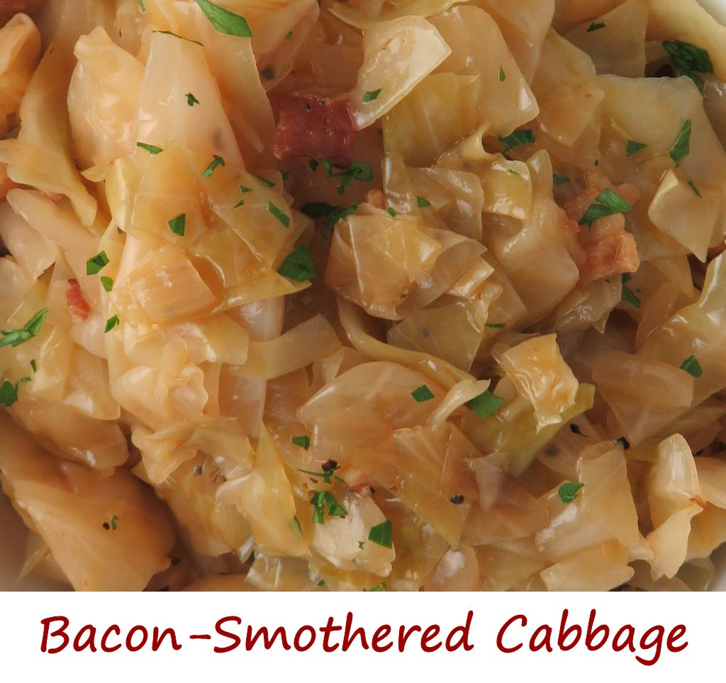 Bacon-Smothered Cabbage