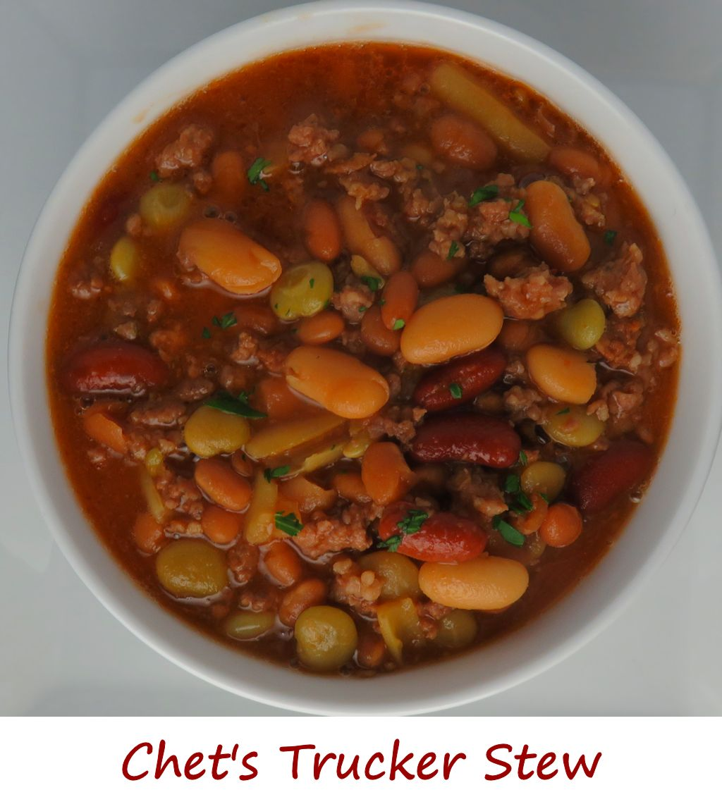 Chet's Trucker Stew