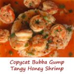 Copycat Bubba Gump Tangy Honey Shrimp