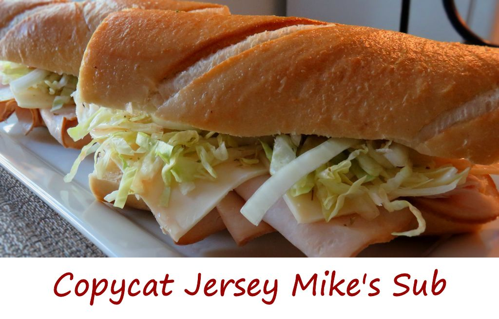 Copycat Jersey Mike's Sub
