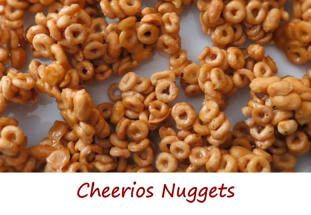 Cheerios Nuggets