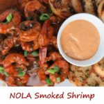 NOLA Smoked Shrimp