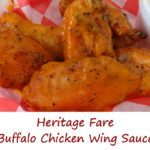Heritage Fare Buffalo Chicken Wing Sauce