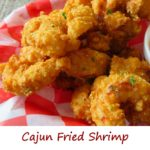 Cajun Fried Shrimp